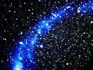 星座の流れ